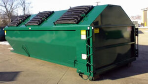 Angle Recycling Rolloff