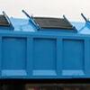 Square Recycling Rolloff