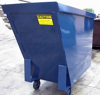 Dock Cart Blue
