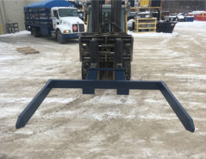 Forklift Adapters-front-view