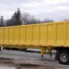 Scrap Trailer Yellow