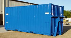 Storage Container Hook Blue