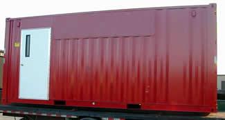 Storage Container SideDoor