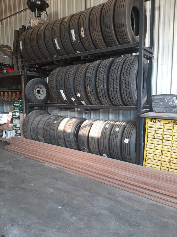 Tire Racks