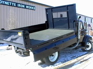 Truck Body DropDown Sides