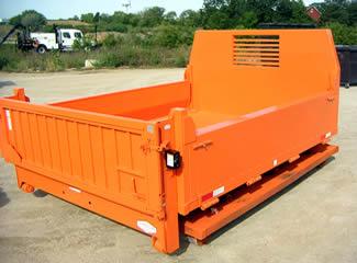 Truck Body Orange