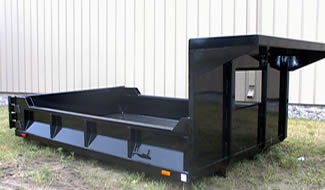 Truck Body Over CabBulk head
