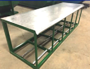 Hydralic Table
