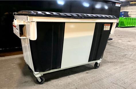 HDPE Plastic Tub